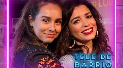 'Tele de Barrio 13': Luimelia descubre las emocionantes historias que han vivido sus fans gracias a ellas