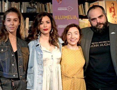 Borja Glez. Santaolalla y Diana Rojo, creadores de '#Luimelia', cuentan los secretos de su creación