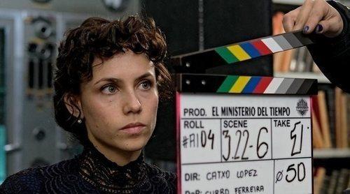 """'El Ministerio del Tiempo' promociona su cuarta temporada TVE: """"Todo llega"""""""