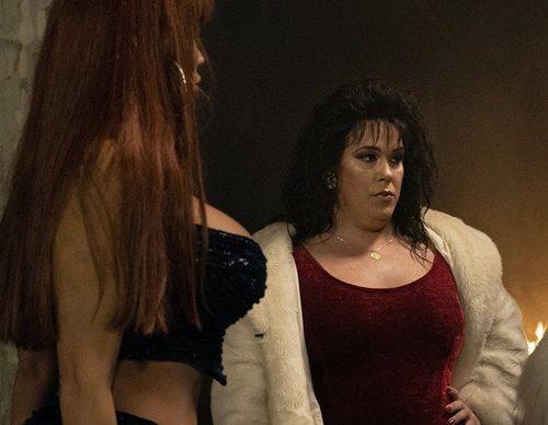 Desirée Rodríguez ('GH 14') como Paca La Piraña en el nuevo avance de 'Veneno'