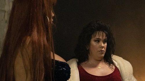Desirée Rodríguez ('GH 14') como Paca La Piraña, en 'Veneno':