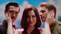 """'Las chicas del cable' parodia el """"Dos hombres y un destino"""" de Àlex Casademunt y David Bustamante"""