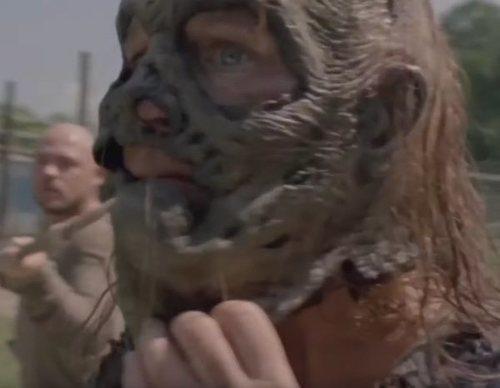 El grupo debe defender Alexandria en la promo del 10x10 de 'The Walking Dead'