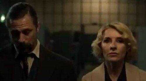 Pacino, Irene y Alonso protagonizan la segunda promo de la cuarta temporada de 'El Ministerio del Tiempo'