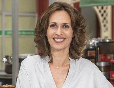 """Lola Marceli: """"Decimos al steady de 'Mercado central' que se hace un '1917' cuando recorre todo el plató"""""""
