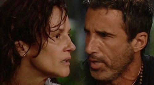 'Supervivientes 2020': ¿Fue justo que Elena atacase a Hugo Sierra con el parto de Adara?