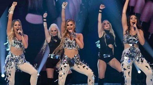 "Eurovisión 2020: Hurricane representa a Serbia con ""Hasta la vista"""