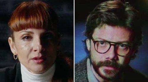 'La Casa de Papel': El Profesor contraataca y hackea a Sierra en esta promo de la cuarta temporada