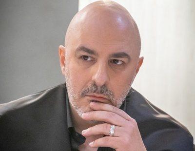 """Roberto Álamo ('Caronte'): """"Samuel intenta sacar a la gente del infierno y llevarla a la luz"""""""