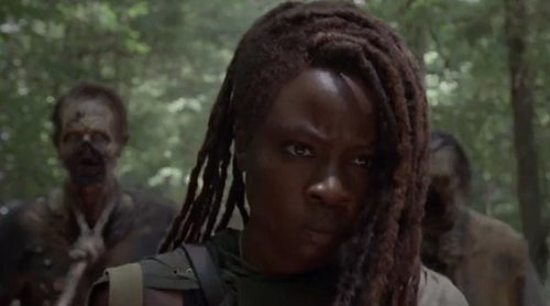 "Promo del 10x13 de 'The Walking Dead': ""What We Become"""