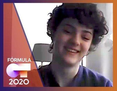 """Anne Lukin: """"Si en 15 años hay un reencuentro de 'OT 2020' no habrá cobra con Gèrard, habrá beso"""""""