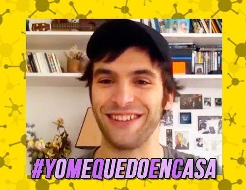 """#YoMeQuedoEnCasa con Ricardo Gómez: """"Alguna vez ha sonado hacer una serie meta sobre mí"""""""
