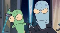 Tráiler de 'Solar Opposites', la comedia animada del cocreador de 'Rick y Morty' para Hulu
