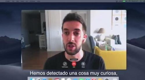 """Évole entrevista a Broncano sobre su cuarentena: """"Esta semana ha muerto un familiar mío"""""""