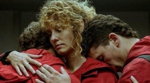 """Jaime Lorente y Esther Acebo ('La Casa de Papel'): """"La parte 4 es trágica, dramática e intensa"""""""