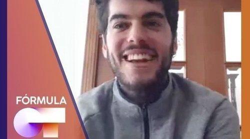 """Rafa Romera: """"Quiero hacer el videoclip de 'Díselo a la vida' con amigos y compañeros de 'OT 2020'"""""""