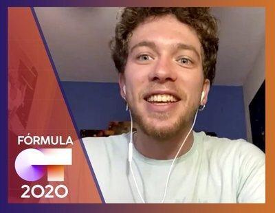 """Jesús Rendón ('OT 2020'): """"Me encantaría hacer un disco, en ese sentido soy un poco antiguo"""""""