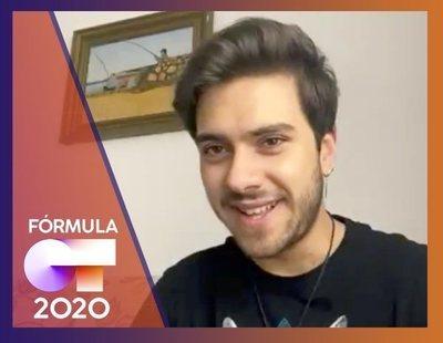 """Javy Ramírez ('OT 2020'): """"Gestmusic está en contacto con discográficas y sé que tengo propuestas buenas"""""""