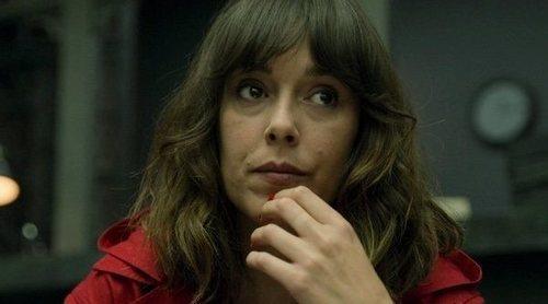"""Belén Cuesta ('La Casa de Papel'): """"Ha sido muy divertido trabajar de figurante por la sorpresa"""""""