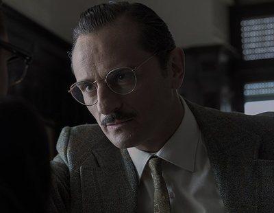 """Asier Etxeandía ('La línea invisible'): """"Si juzgara a mi personaje no podría interpretarlo"""""""