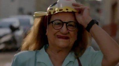 """Mamen García ('Señoras del HAMPA'): """"Con la máscara no veía nada; siendo miope y sin gafas, me he caído mucho"""""""