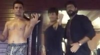 El divertido baile del reparto de 'La Casa de Papel' durante el rodaje en Tailandia