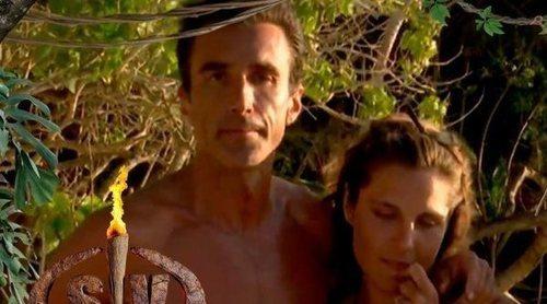 'Supervivientes 2020': ¿Peligra la relación de Hugo e Ivana por la presencia de Nyno?