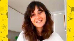 """Nadia de Santiago: """"A los 18 años quise dejar la interpretación para estudiar enfermería"""""""