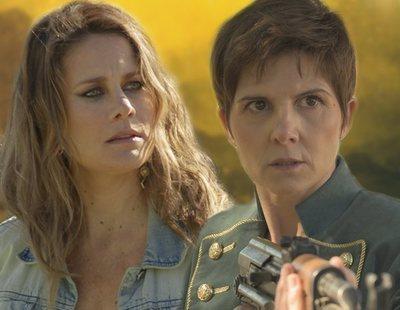 """Lisi Linder e Isabel Naveira: """"Es deliciosa la sororidad femenina que hay en 'Vis a vis: El oasis'"""""""