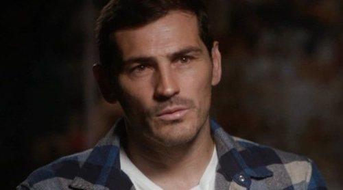 Avance de la serie documental que prepara Movistar+ sobre la vida de Iker Casillas desde su infarto