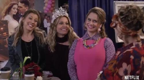 'Madres forzosas' recupera antiguos personajes en la triple boda de la temporada final