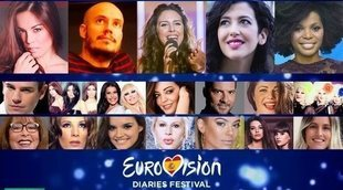 Eurovision 2020 Diaries Festival: 20 canciones reclaman su lugar