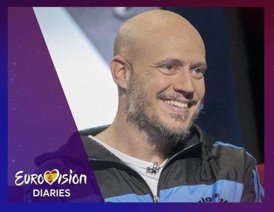 """Guille Milkyway: """"Eurovisión pasó de marcar tendencia a estar al carro de esa tendencia"""""""