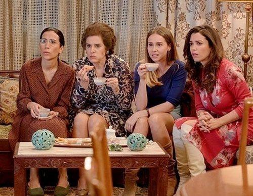 El divertido crossover entre 'Amar es para siempre' y 'El secreto de Puente Viejo'