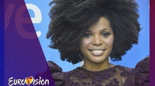 "Brequette: ""Tengo que ser la primera negra en representar a España en Eurovisión"""