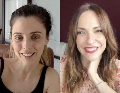 """Paula Ortiz y Leticia Dolera: """"'En casa' nos ha salvado bastante durante el confinamiento"""""""