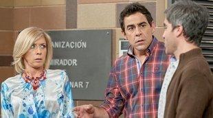 """Así es el plató de 'La que se avecina' antes de ser """"triturado"""""""