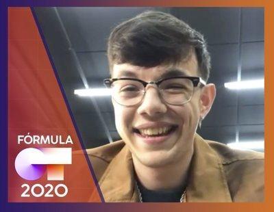 """Flavio ('OT 2020'): """"No me ha molestado que se hable de Samantha y de mí"""""""