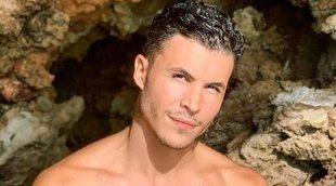Sofía Suescun graba a Kiko Jiménez, totalmente desnudo, mientras se ducha en la terraza