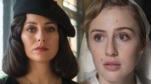 """Blanca Suárez y Denisse Peña: """"'Las chicas del cable' ha significado un paso adelante en la ficción española"""""""