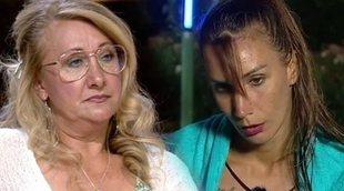 La tía de Fani le cuenta en 'La casa fuerte' que el polideluxe dijo que fue Pretty Woman. ¿Habrá cara a cara?