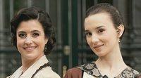 Ylenia Baglietto y Aria Bedmar ('Acacias 38'):