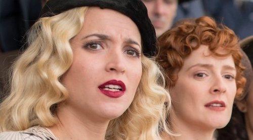 """Ana Fernández y Ana Polvorosa: """"El final de 'Las chicas del cable' es bastante inesperado"""""""