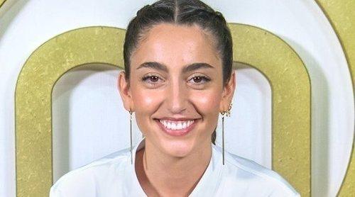 """Ana Iglesias, ganadora de 'MasterChef 8': """"Yo no entraba en la relación de Luna y Alberto, a mí me metían"""""""