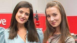 """Ylenia Baglietto y Aria Bedmar ('Acacias 38'): """"La marcha de 'Maitino' no significa que nunca más volvamos"""""""