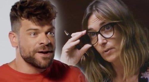 Ricky Merino y Noemí Galera parodian los castings de 'OT' en una promo de '¡A cantar!'