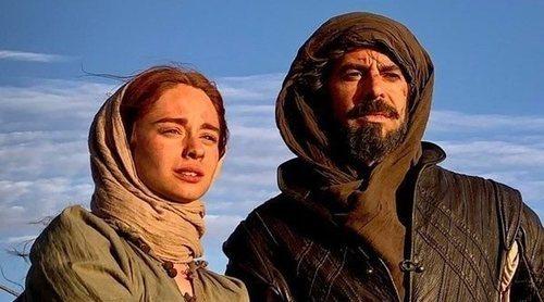 """Elena Rivera ('Inés del alma mía'): """"Inés y Valdivia quieren conquistar Chile por honor más que por el oro"""""""