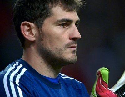 Iker Casillas deja el fútbol y repasa su carrera en 'Colgar las alas', el documental de Movistar+