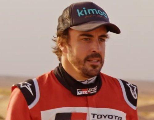 Amazon accede al Fernando Alonso más personal en el tráiler de su docuserie