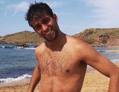 Los actores de 'El Internado: Las Cumbres' se desnudan para celebrar el final del rodaje